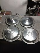 1980s Ford Hubcaps Oem
