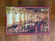Rare 5000 Falcon Celebration On The Occasion Of The Anniversary Jigsaw Puzzle
