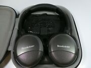 Brookstone Compact Noise Cancelling Quiet Comfort Headphones Similar To Bose Qc3