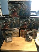 Pike And Shotte Warlord Games Bnib Ecw Job Lot Starter Army 28mm Parliamentary