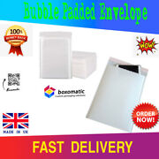 Feather Post Bubble Padded Envelopes Mailer Bags White Size