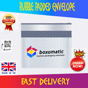 Padded Bubble Number Plate Bag Cheap White Envelopes