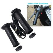 Parts Electric Heated Handle Accessories Motorcycle Adjustable Durable