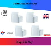 Multi Size Genuine Featherpost White Bubble Padded Mailers Bags By Cps