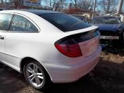 Manual Transmission 203 Type C230 Coupe Fits 02 Mercedes C-class 5630