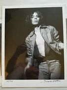 Mick Jagger By Lee Black Childers 35/75 Andy Warhol Assistant And Photographer