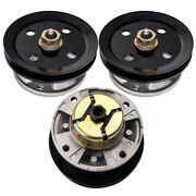 Mower Deck Spindle Assembly For John Deere 260 265 320 325 335 345 425 3pcs F5