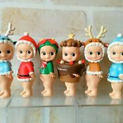Kewpie Sonny Angel 2014 Christmas Series All 6 Types With Secret From Japan New