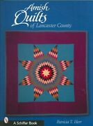 Amish Quilts Of Lancaster County, Paperback By Herr, Patricia T., Like New Us...