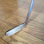 Dunlop Model Max Fly Pro Special Putter 100 Copper Material Rare Free Shipping