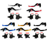 Motorcycle Long Clutch Brake Lever For Bmw R1200gs Adventure Lc 2014-2018 Usa