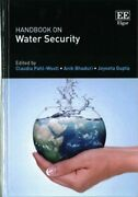 Handbook On Water Security Hardcover By Pahl-wostl Claudia Edt Bhaduri ...