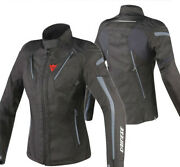 Womenand039s Jacket Motorcycle Dainese Stream Line Lady D-dry Black Sport Touring