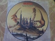 Scorpions – Lonesome Crow Lp 1982 Uk Nm Picture Disc Discogs Id 2280224