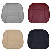 3d Universal Car Front Seat Cover Mat Chair Cushion Breathable Pu Leather Pad