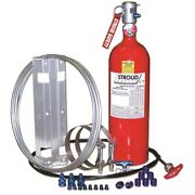 Stroud 9302 Fire Suppression System