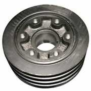 Crankshaft Pulley Compatible With Allis Chalmers 7040 7060 7045 7050 Gleaner