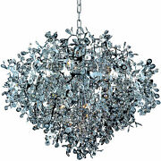 Maxim 24207 Chrome Comet 13-light 35 Pendant With Crystal Accents