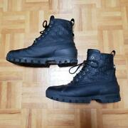 Gg Pattern Duck Boots Waterproof Military 9us Size