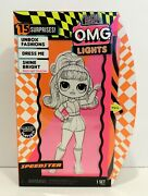Lol Surprise Omg Lights Speedster Fashion Doll With 15 Surprises Accessories