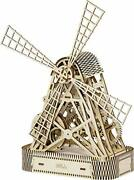 Wooden Farm Mill Beautiful Mill Sculpture Or Toy Windmill 3d Model By Wooden.c