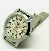 Vintage Seiko 5 Auto. Day/date White Color Dial Menand039s Wrist Watch Working Cond.