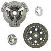 182463m93 Complete Dual Clutch Assbly Fits Massey Ferguson To35 Mh50 50 F40 35x