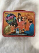 Vintage Andlsquohappy Daysandrsquo Lunchbox With Thermos Andlsquo76