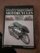 The Restoration Of Vintage And Thoroughbred Motorcycles Book