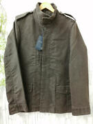 Cover Jacket Armani Jeans Coveralls Brn/tagged/46