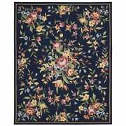 Nourison Everywhere Navy Accent Rug 8and039 X 10and039 - 8and039 X 10and039 Navy 8and039 X 10and039