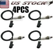 4pcs Oxygen O2 Sensor Downstream For Ford Escape Mustang Or Upstream 234-4001
