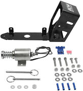 Bandm 80903 Electric Shifter Solenoid Kit Fits Pro Stick Shifters Stainless Steel