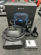 Excellent Used Oculus Rift S Pc Vr Gaming Headset 301-00178 In Original Box