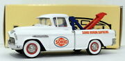 Brooklin Models 1/43 Scale Brk53a - 1955 Chevrolet Recovery Truck - Sohio Oil