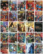 Justice League Of America 2nd Series Lot 0-26 + 6 Variants Dc Comics 2006-08