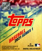 2021 Topps Mlb Nft Series 1 Premium Pack 45 Digital Cards Sold Out