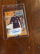 Timo Werner Autograph Topps 2020 Champions League /25