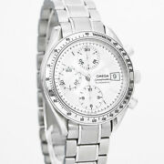 Omega Speedmaster Date 3513.30 Secondhand 2004 Oh Youand039re Already Mens