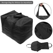 Bbq Premium Storage Carry Bag For Weber Go Anywhere Portable Charcoal Grill