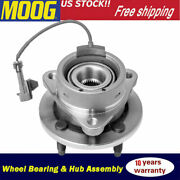 Front Moog Wheel Bearing And Hub For Chevy Cobalt Saturn Ion Pontiac G5 Pursuit