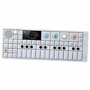 Op-1 Portable Synthesizer Sampler And Controller With Built-in Fm Radio And