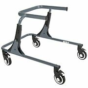 Inspired By Drive Moxie Gt Gait Trainer Sword Gray Large