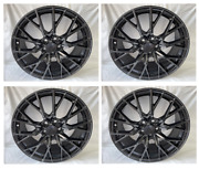 4pc 19and039and039 F Sport Style Gloss Black Rims Wheels Fits Lexus Is250 Es350 Gs350 Rx35