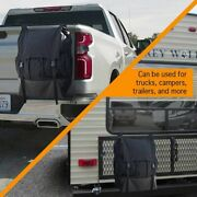 Spare Tire Storage Trash Bag Off Road Recovery Camping Gear For Off-road Vehicle