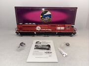 Mth Premier 20-2299-1 Canadian Pacific Sd-90mac Diesel Eng. Ps.2 O Used 9111 Cp