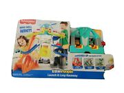 Fisher Price Little People Launch And Loop Raceway