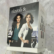 Rizzoli And Isles The Complete Series 24-disc Dvd Box Set Seasons 1-7 Region 1