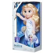 Disney Frozen 2 Elsa The Snow Queen 14 Doll For Kids 3 Years And Up New