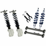 Ridetech 12120210 Complete Hq Coil-over System 1979-1989 Ford Mustang Single Adj